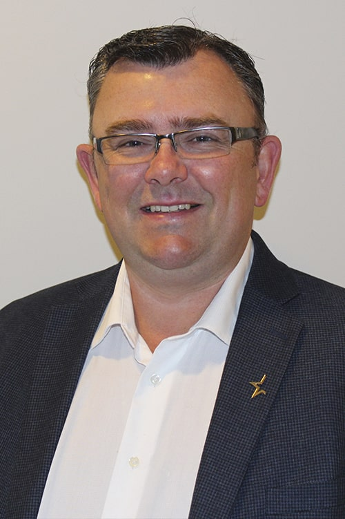 Dave Foster - National Director of Development