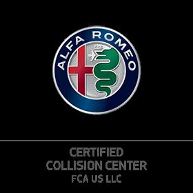 Certifications image - Alfa Romeo