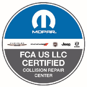 Certifications image - FCA (Fiat, Chrsyler, Jeep, Dodge)