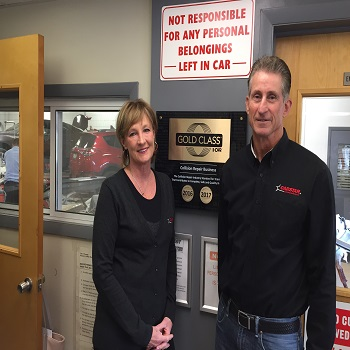 Accurate CARSTAR: Joe and Julie Maslanka