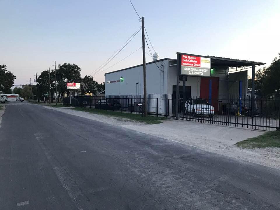 shop North Entrance