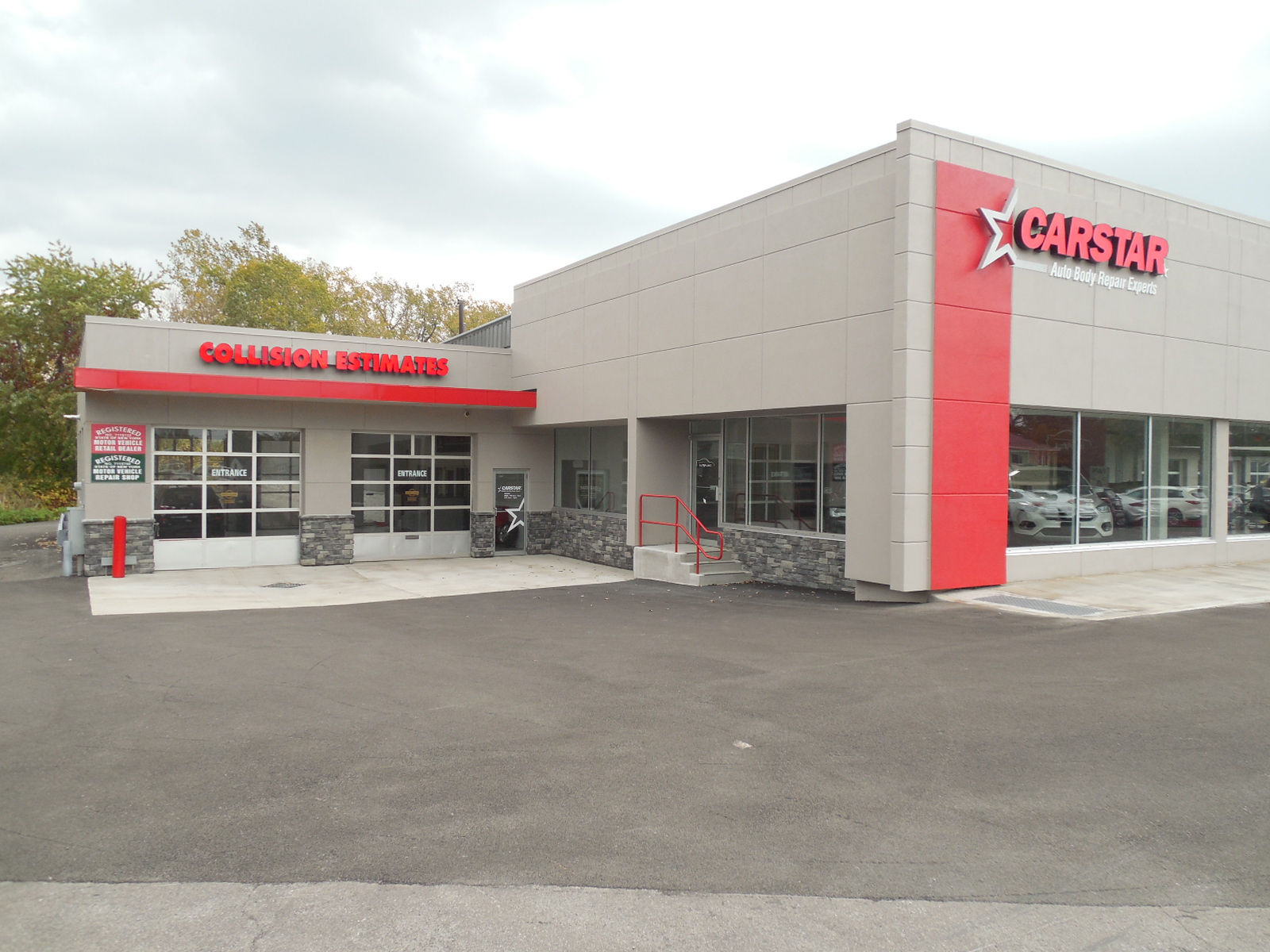 CARSTAR Auto Body Repair Experts - West Seneca: Exterior
