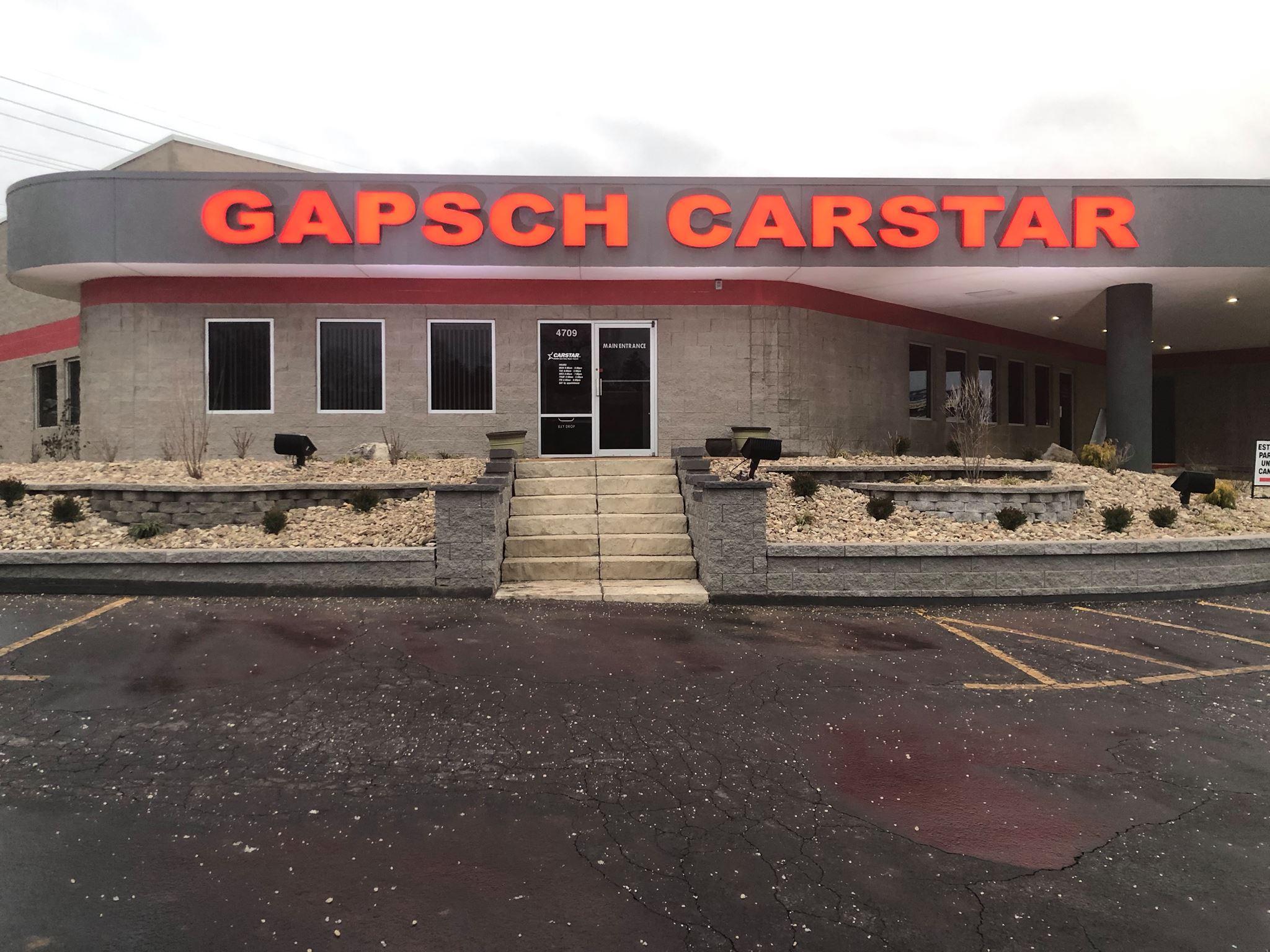 Auto Body Shop Gapsch Carstar Collision Center In St Louis Mo