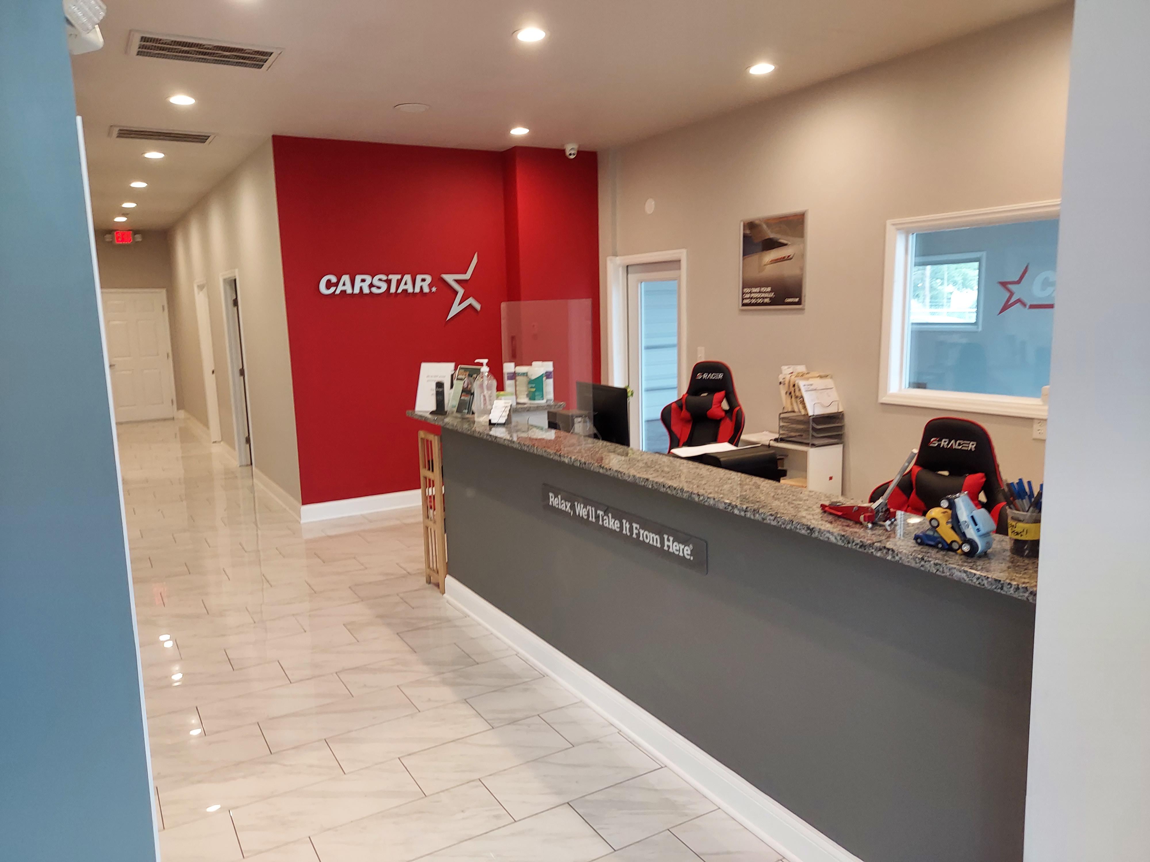 Carstar | Reception