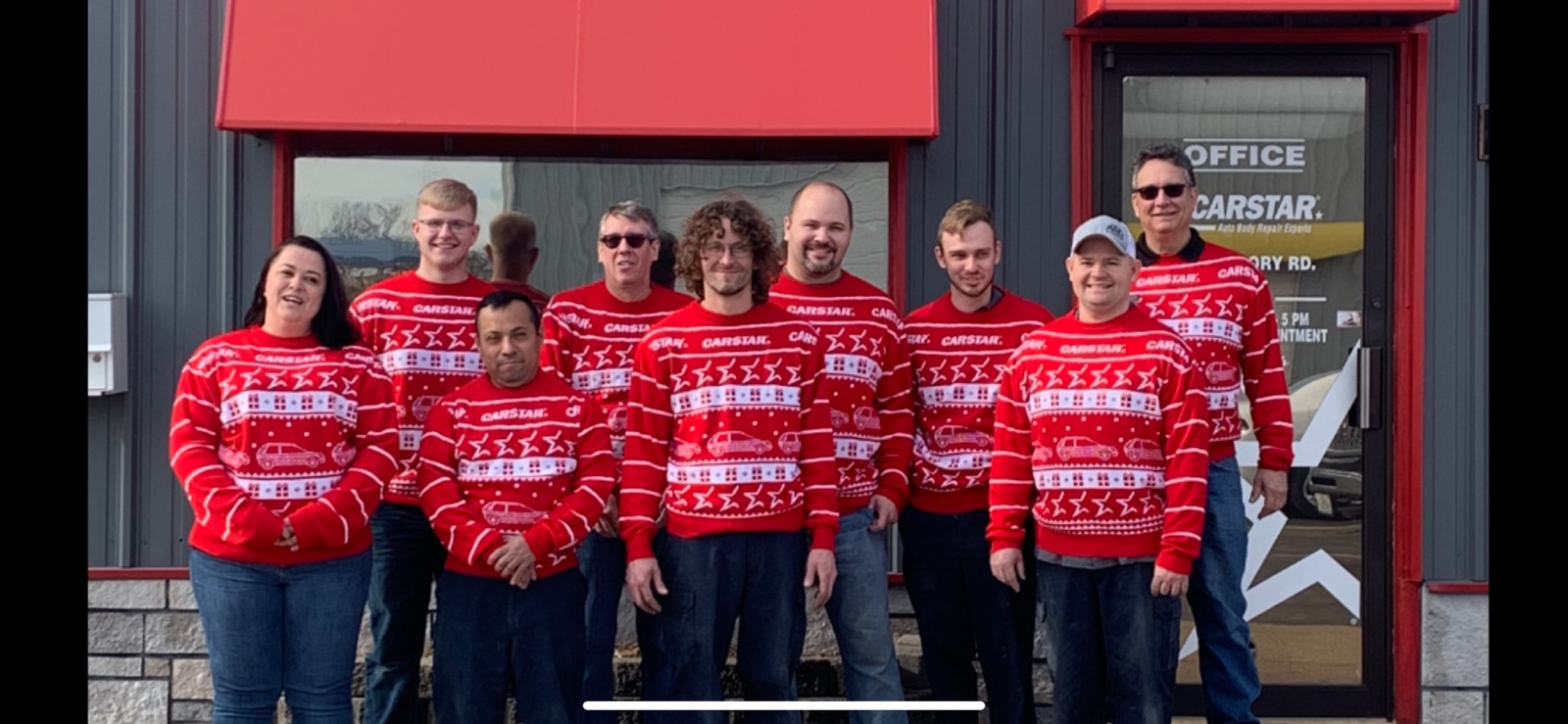 Carstar | Christmas Sweaters for Cystic Fibrosis