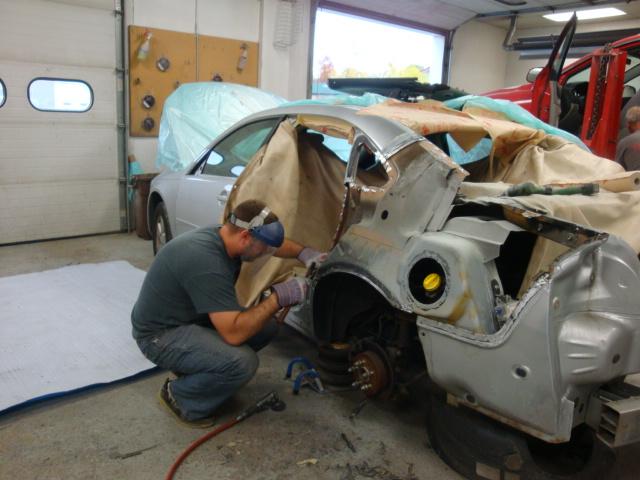 CARSTAR of Rockford: Rear Panel Repair