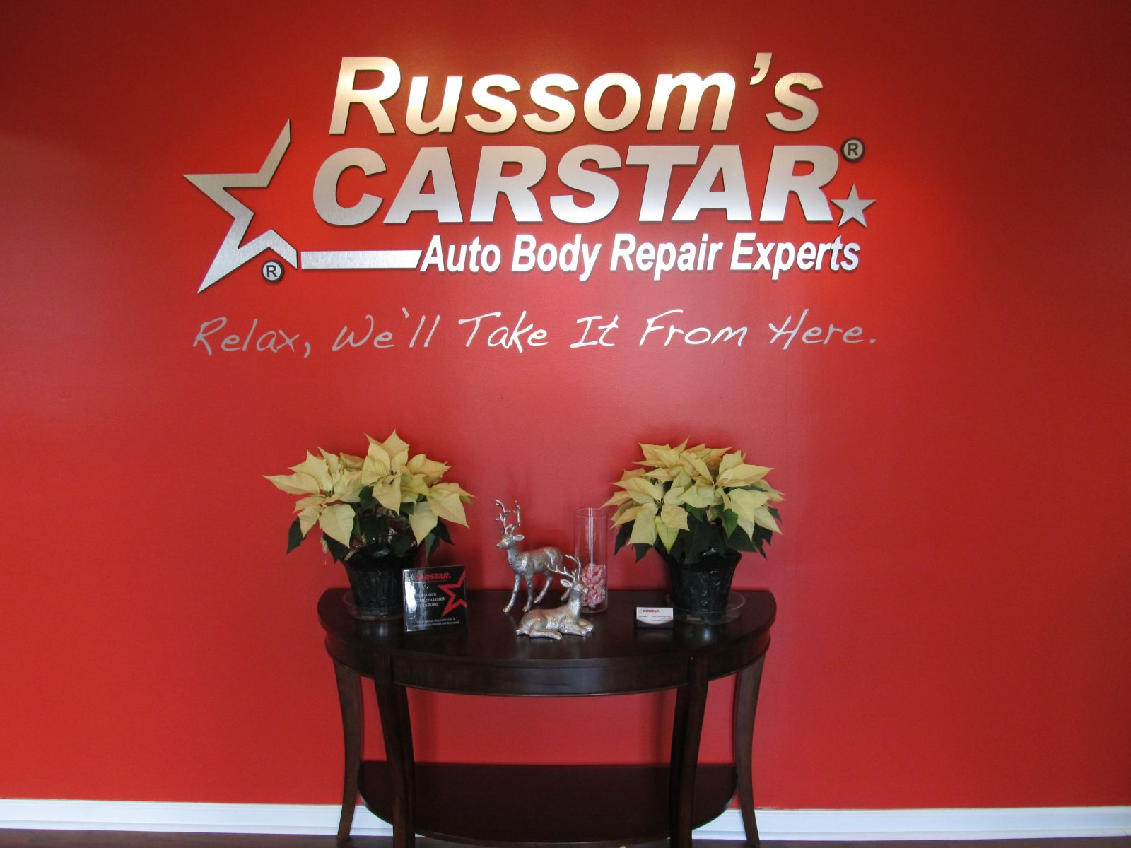 Russom's CARSTAR: Front Office
