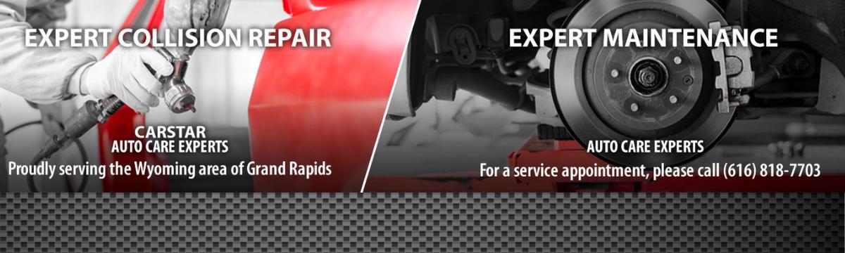 auto care experts, wyoming mi collision repair, wyoming mi car repair