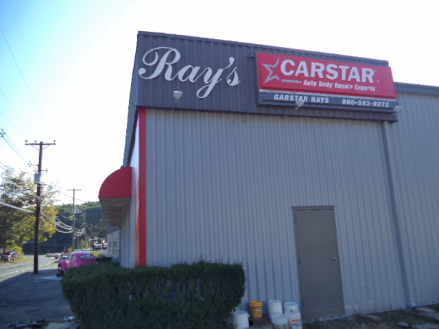 Ray's CARSTAR: Rear Exterior