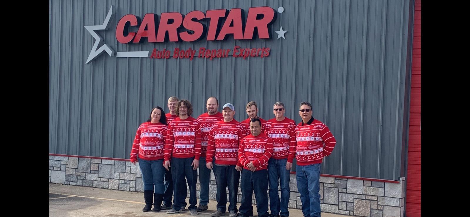 Carstar | Merry Christmas from Osage Beach