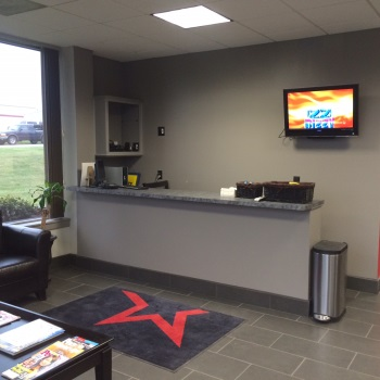 Carstar | CARSTAR Metcalf: Waiting Area
