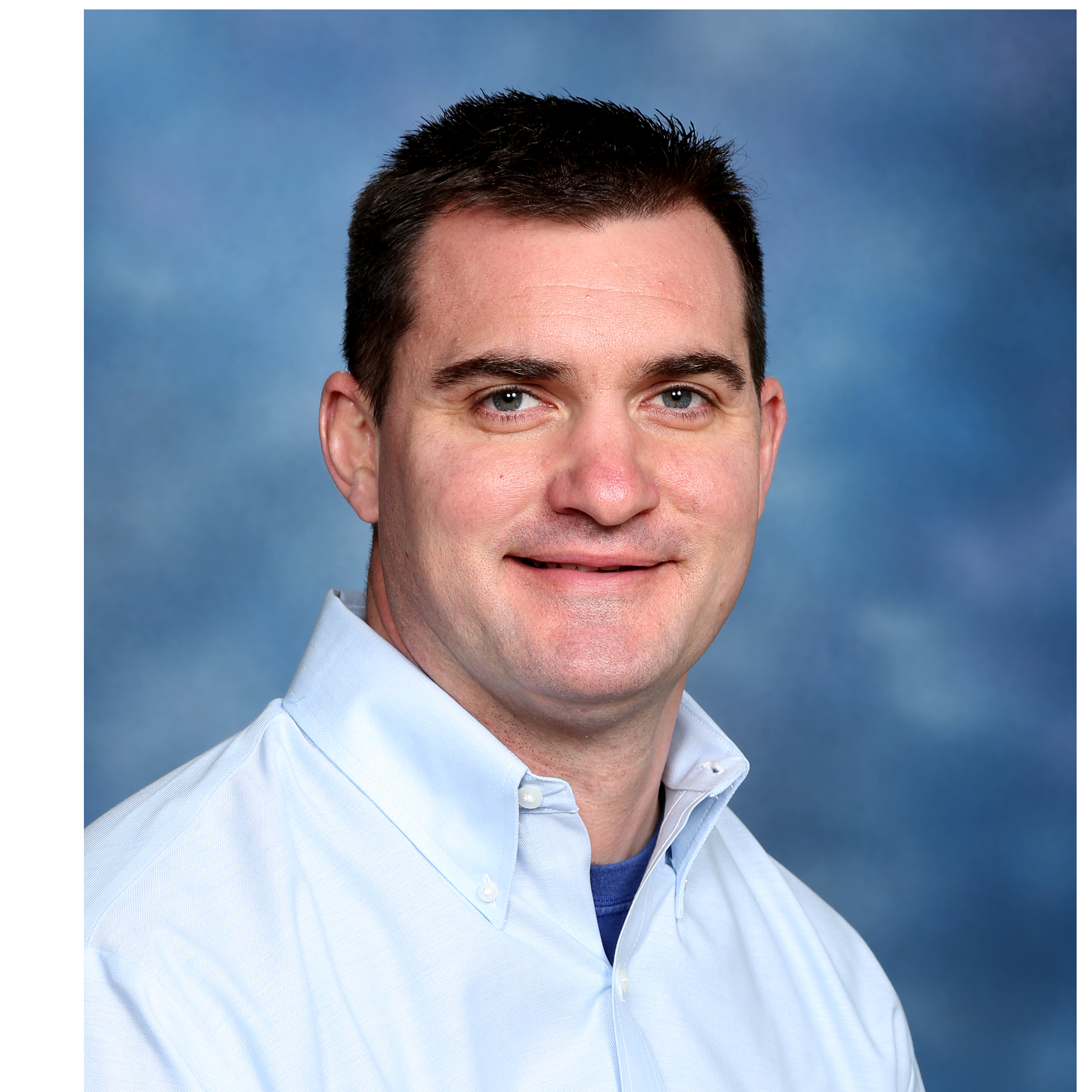 Scott Fisher, production manager at CARSTAR Northeast Collision Elma