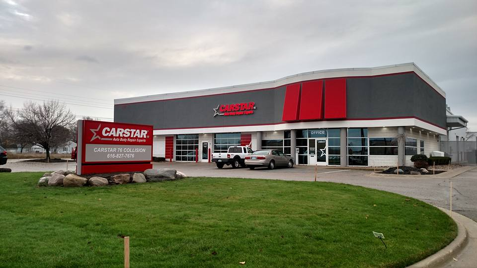 Auto Body Shop Carstar 76 Collision Experts In Grand