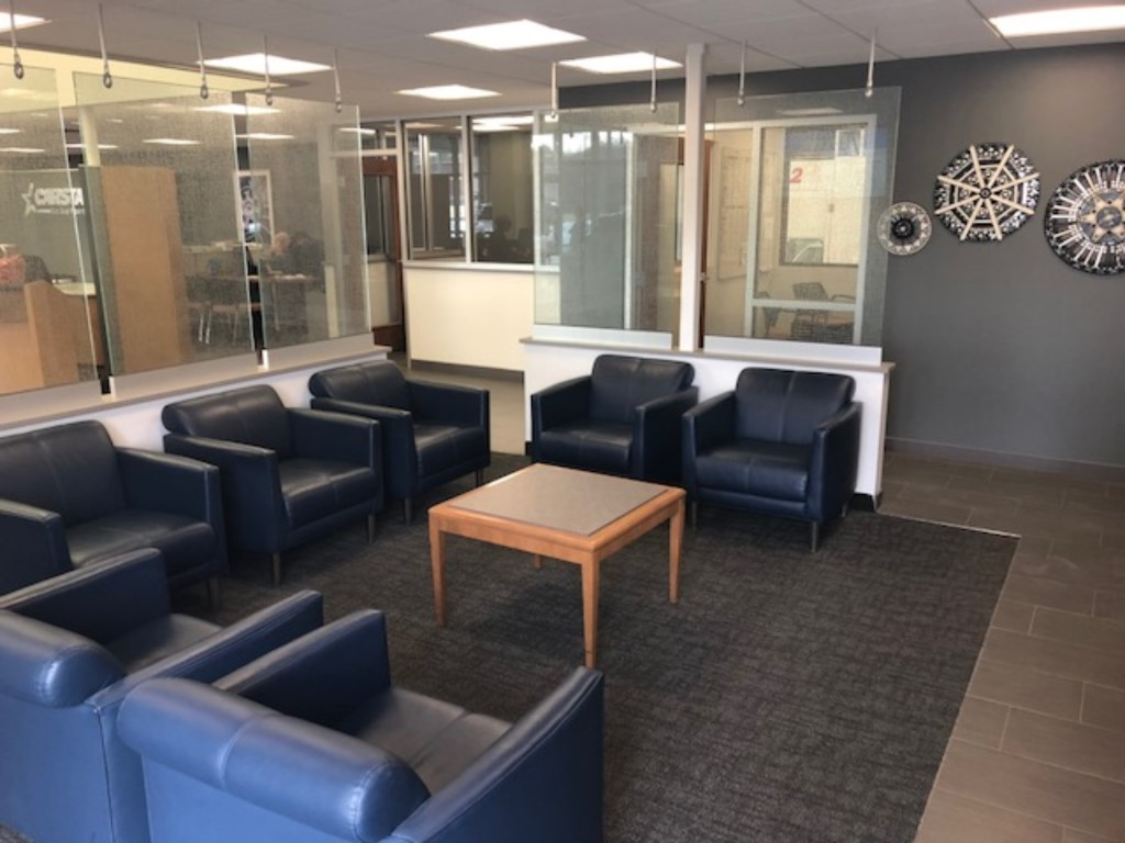Customer Lounge