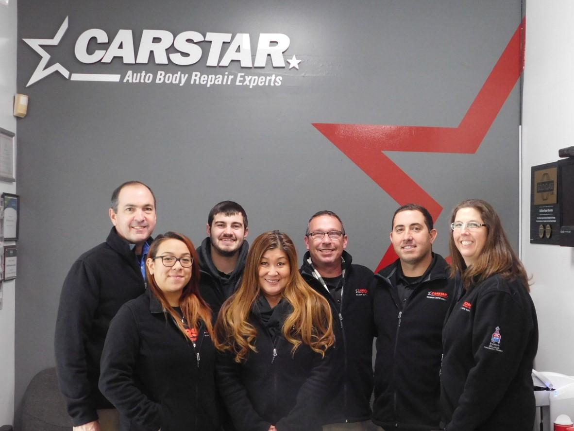 CARSTAR Scuderi Team