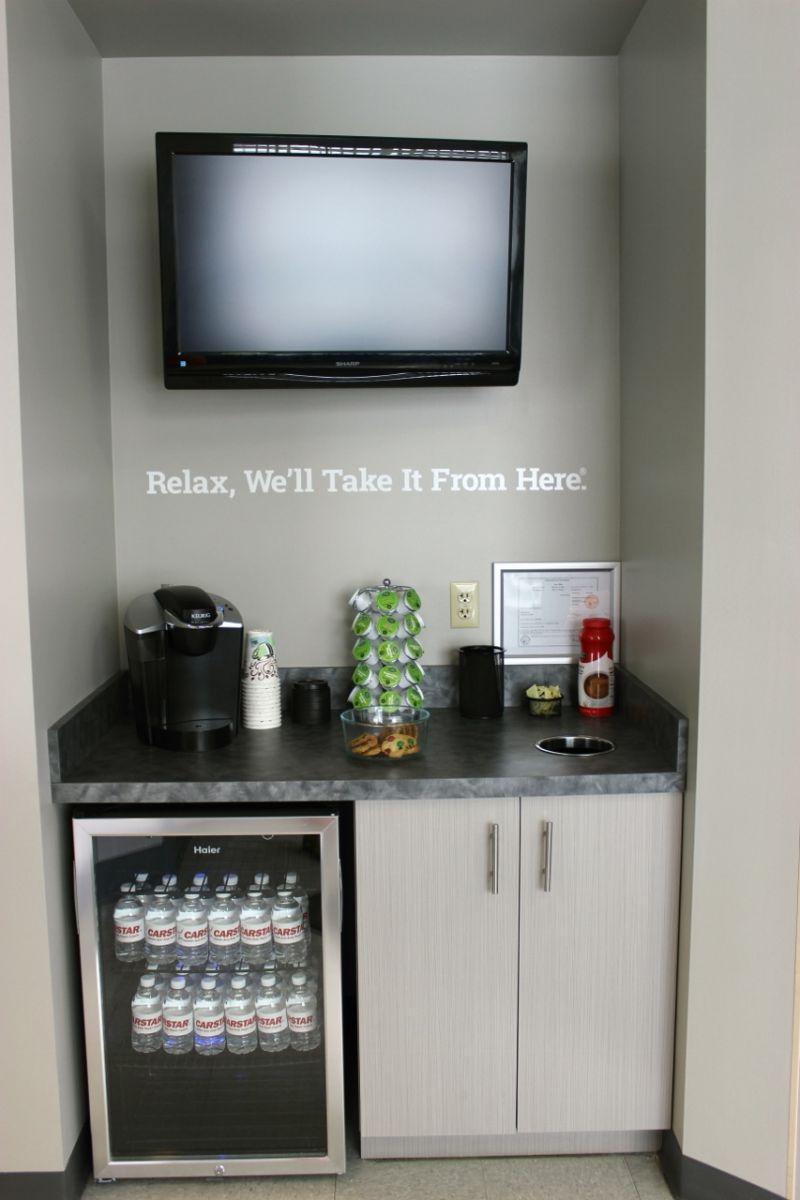 CARSTAR Yorkville: Relax Station