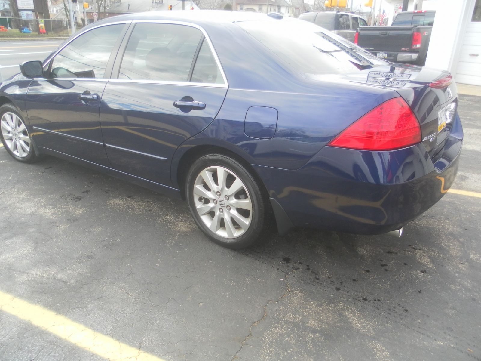 Hunter's CARSTAR: Honda Accord - AFTER