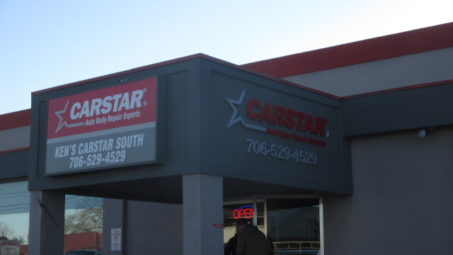 Ken's CARSTAR North: Front Entrance