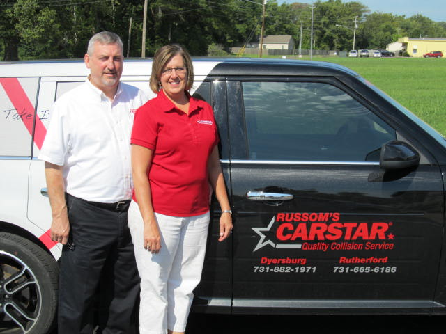 Russom's CARSTAR: Owners