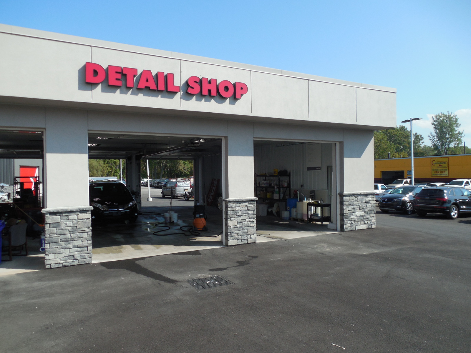 CARSTAR West Seneca Auto Body Repair: Detailing