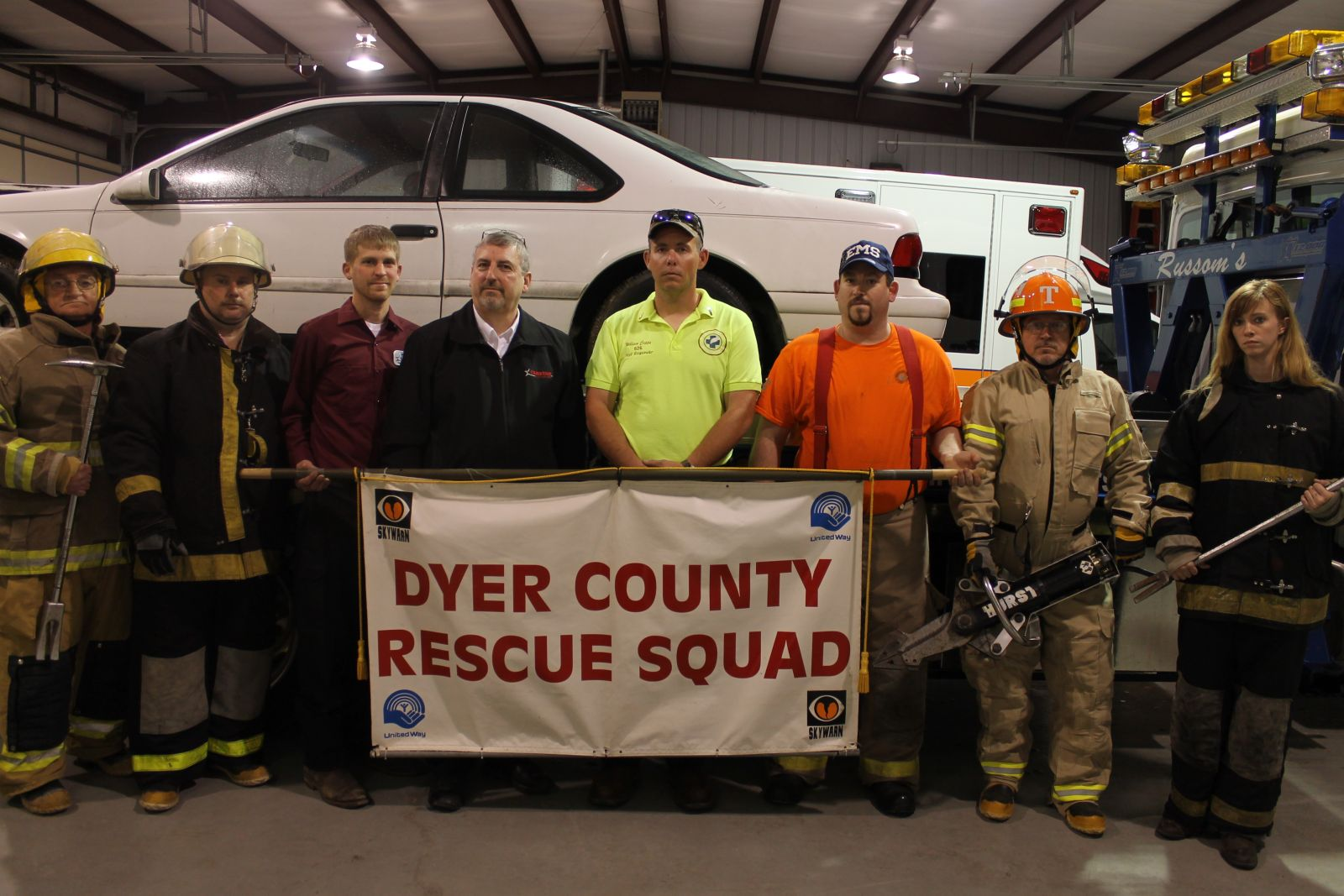Russom's CARSTAR: Rescue Squad training