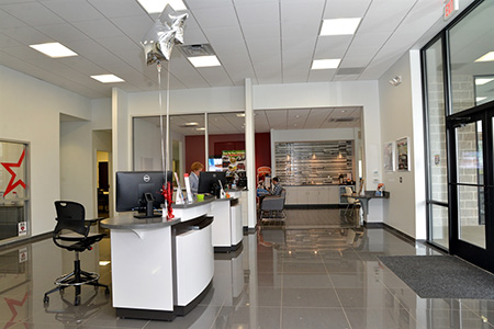 CARSTAR Fred Beans-Flemington: Front Office