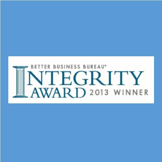 CARSTAR Collision Specialist West: Integrity Award