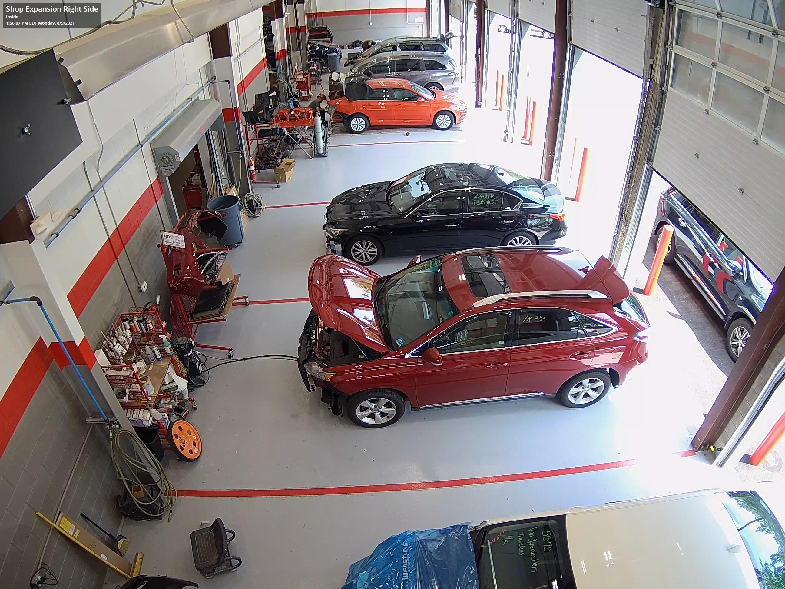 Carstar   Production Area Repair