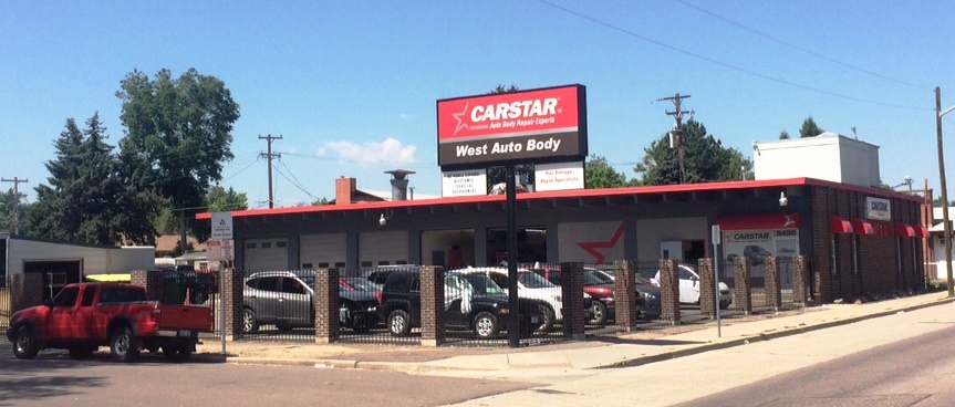 CARSTAR West Auto Body: Exterior Sign