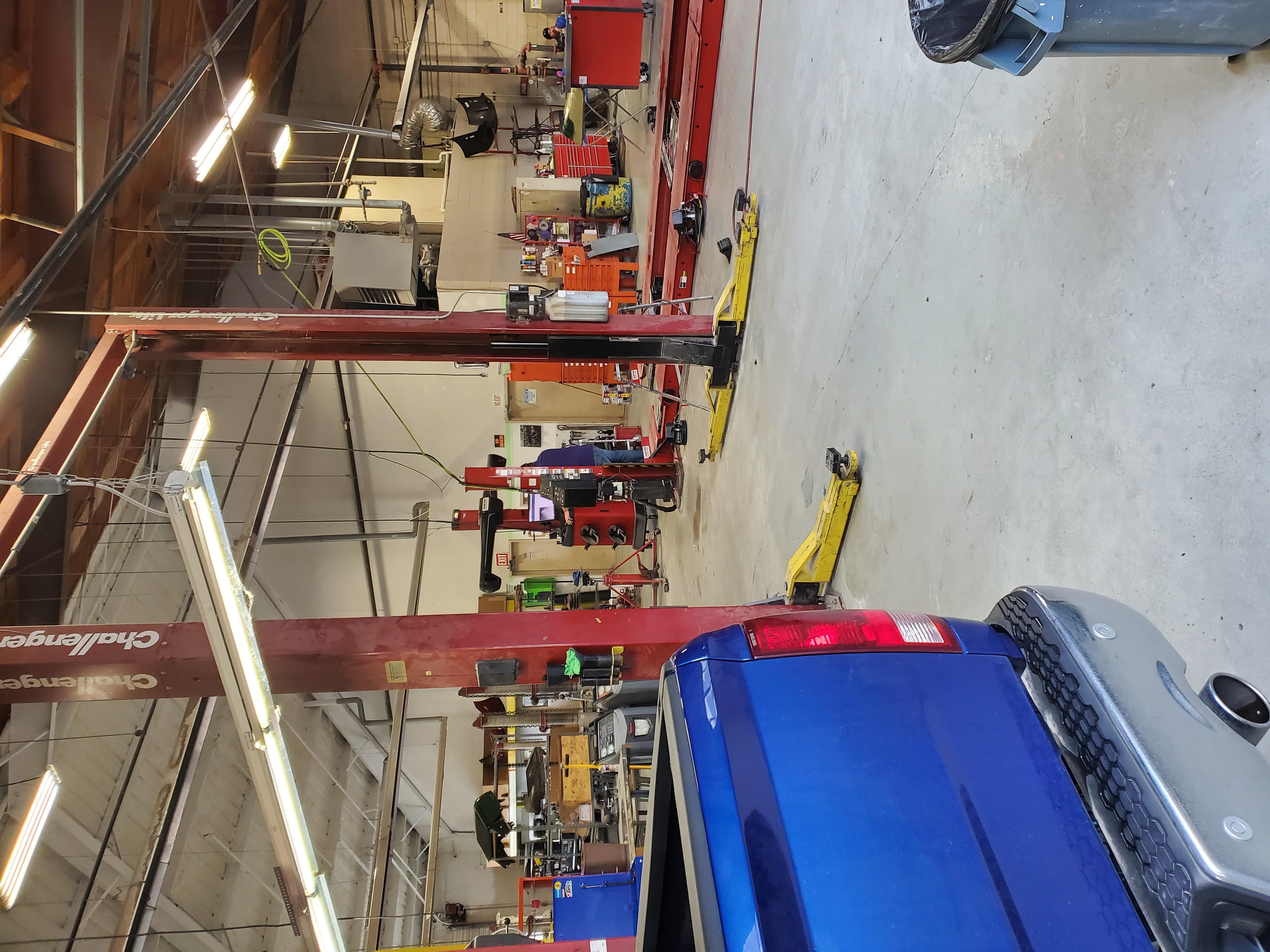 Carstar | Additional Mechanical Shop Area