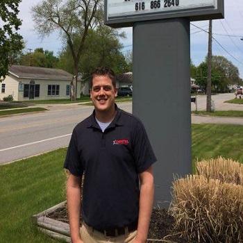 CARSTAR of Rockford: Kyle Towne