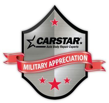 CARSTAR Bothell Auto Rebuild Military Appreciation