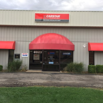 CARSTAR Collision Repair Specialist West: Exterior