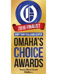 Best of Omaha 2016 Finalist