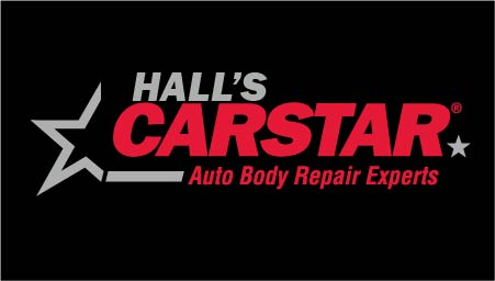 Hall's CARSTAR: Logo