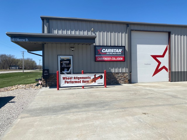 Carstar   Front Entrance