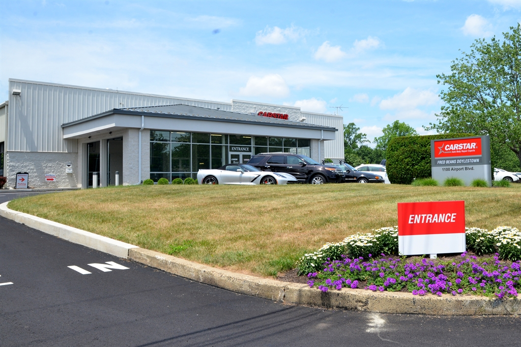 Fred Beans Doylestown Pa >> Auto Body Shop Collision Repair Carstar Fred Beans Doylestown Pa