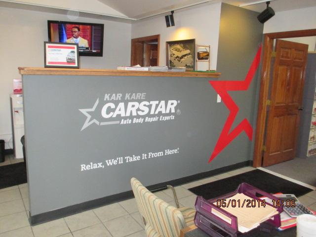 Kar Kare CARSTAR: Front Desk