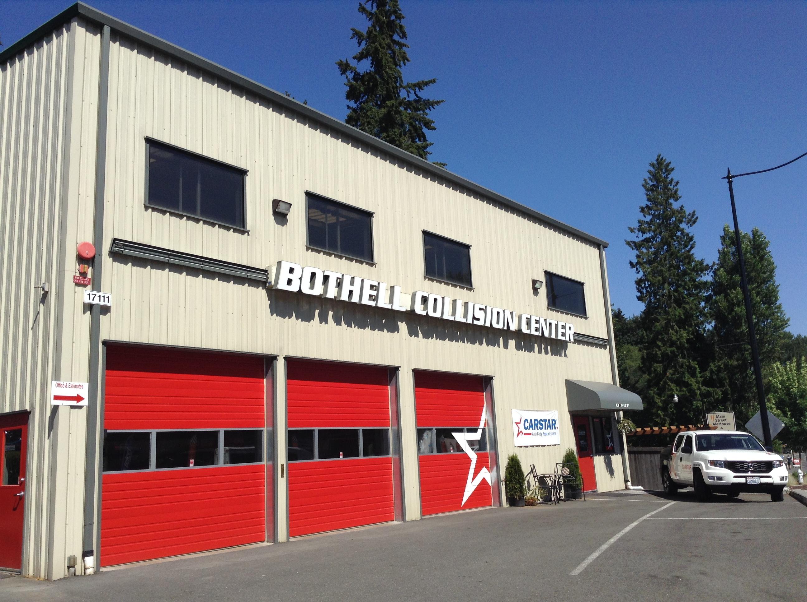 CARSTAR Bothell Auto Rebuild: Exterior
