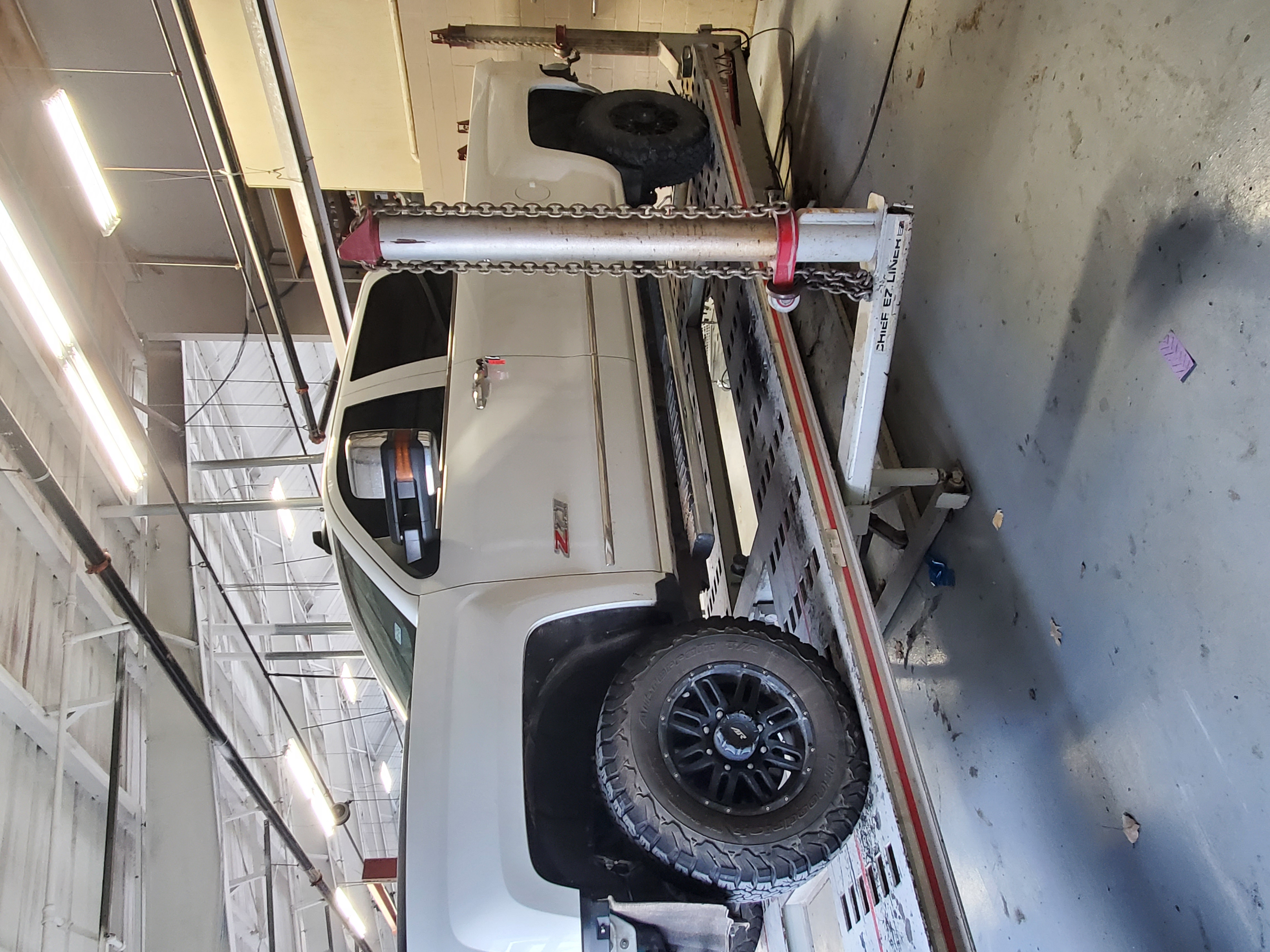 Carstar | Frame and Unibody repair area
