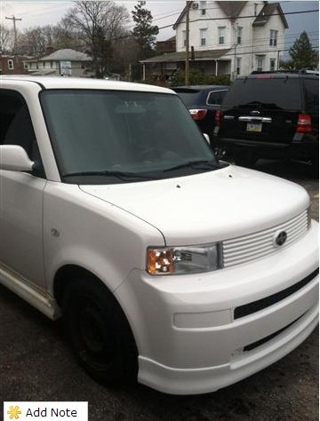 Hunter's CARSTAR: Scion Xb - AFTER