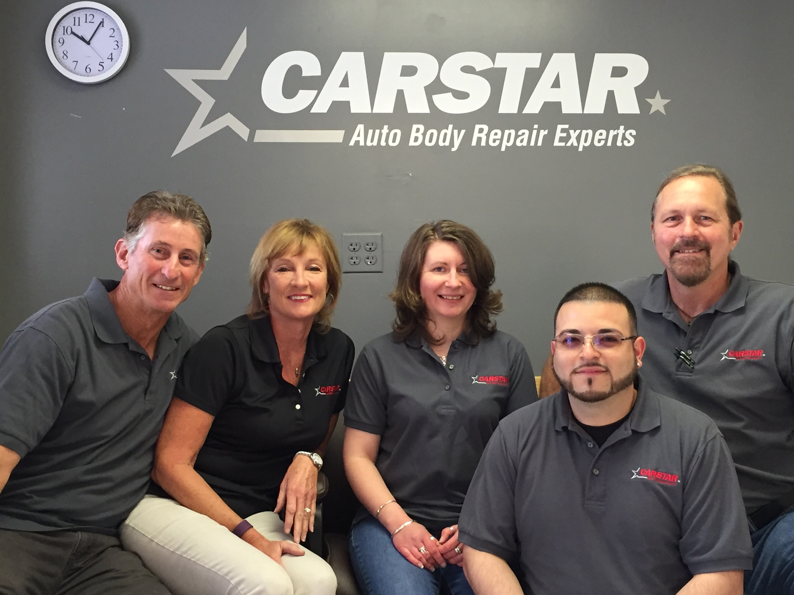 Accurate Auto Body CARSTAR: Meet the Team