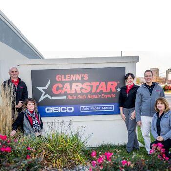Glenn's CARSTAR Staff
