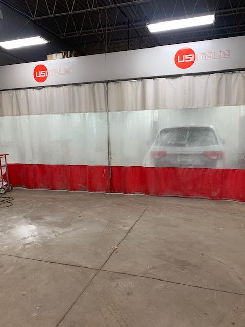 Paint Area