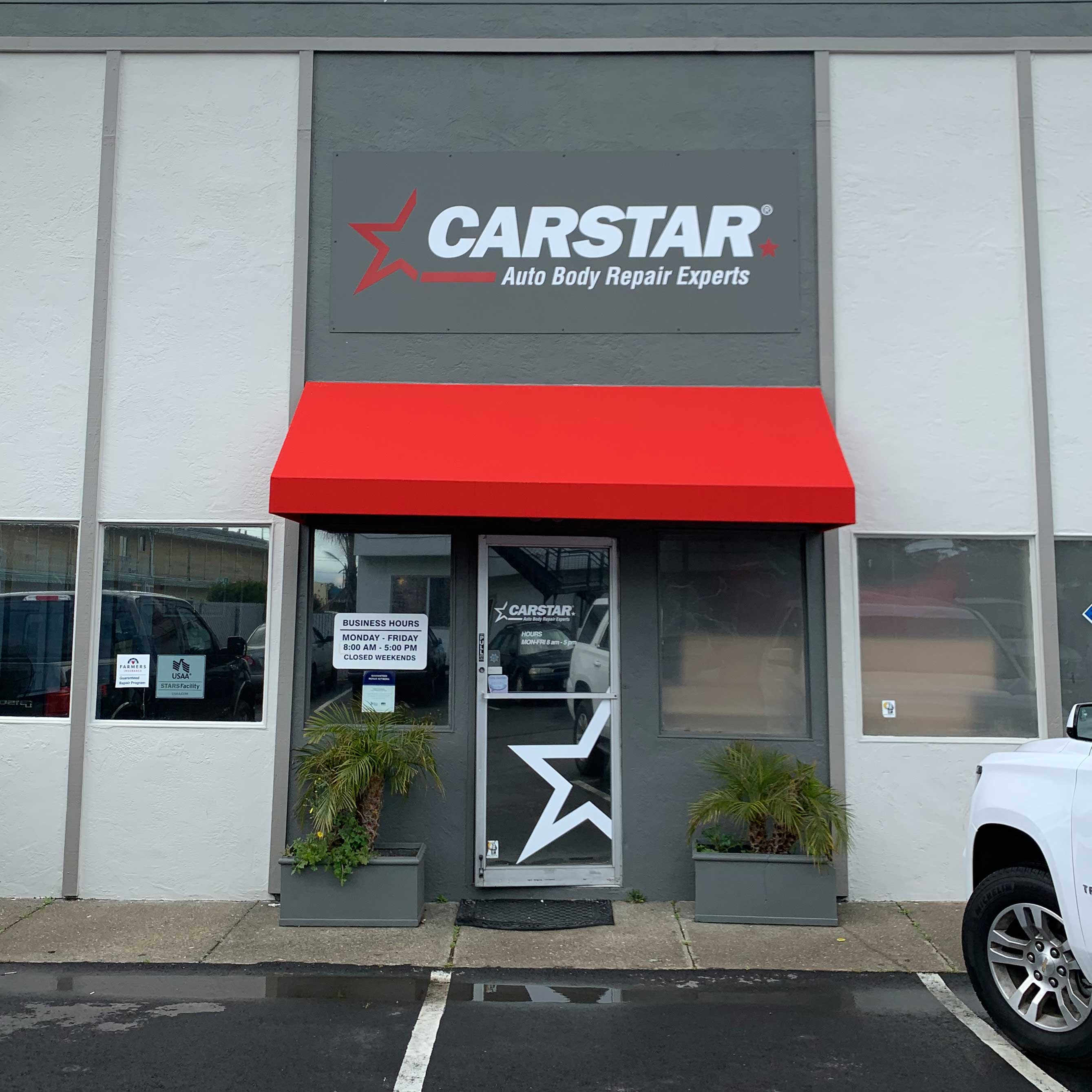 Carstar | entrance