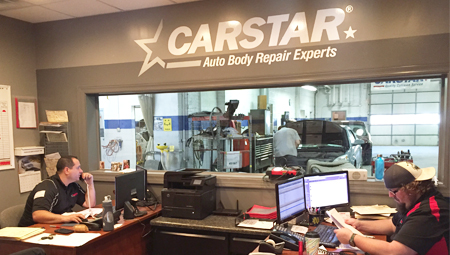 CARSTAR Scola's: Back Office