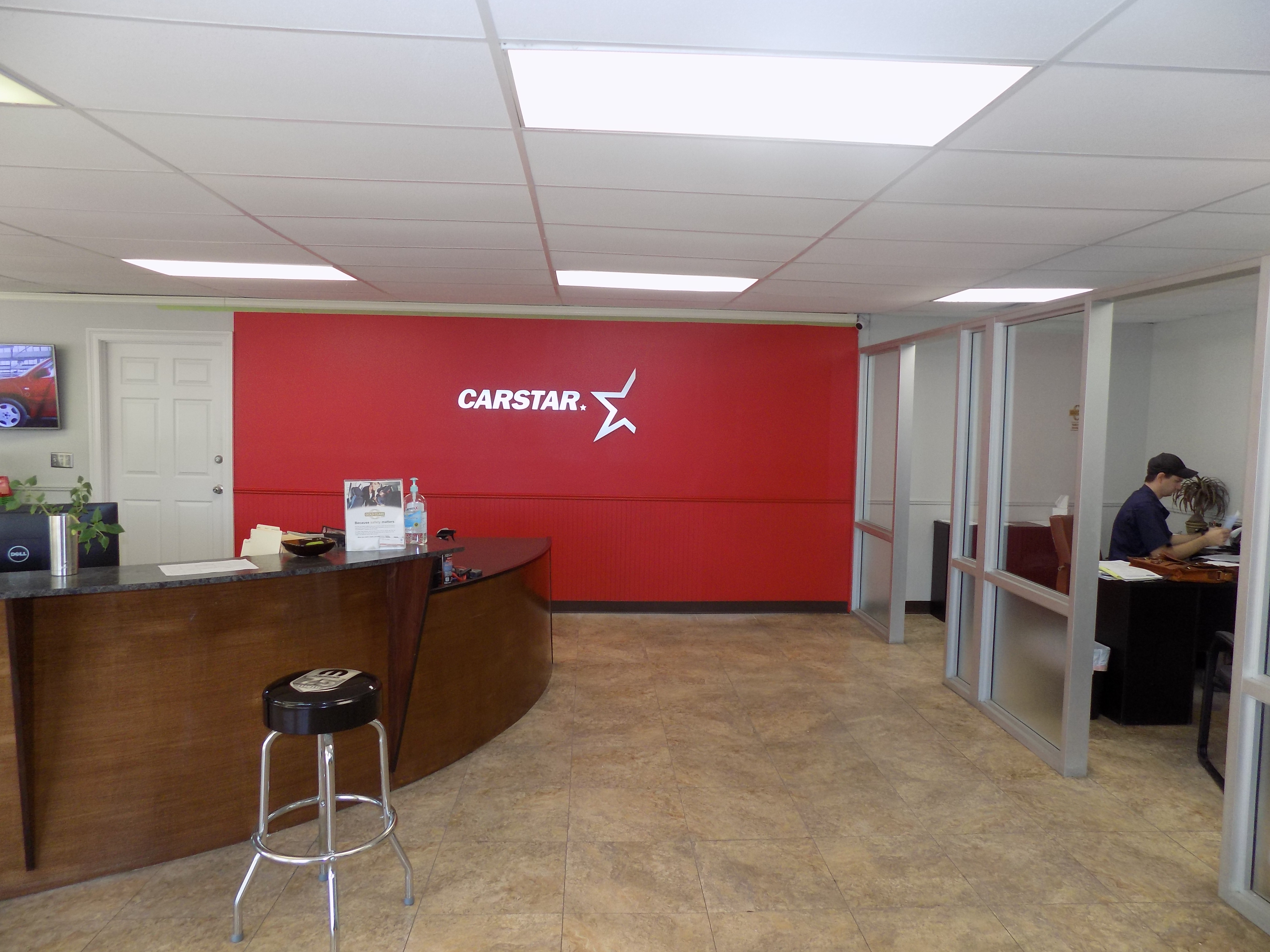 Carstar | Lobby Service Desk