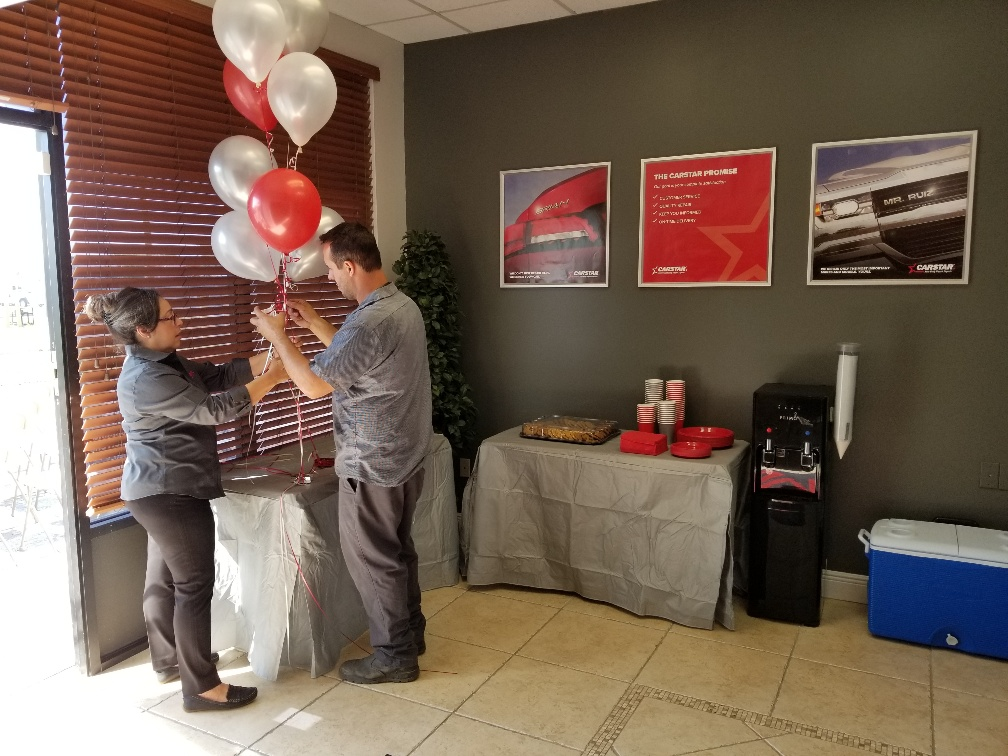 Car donation event