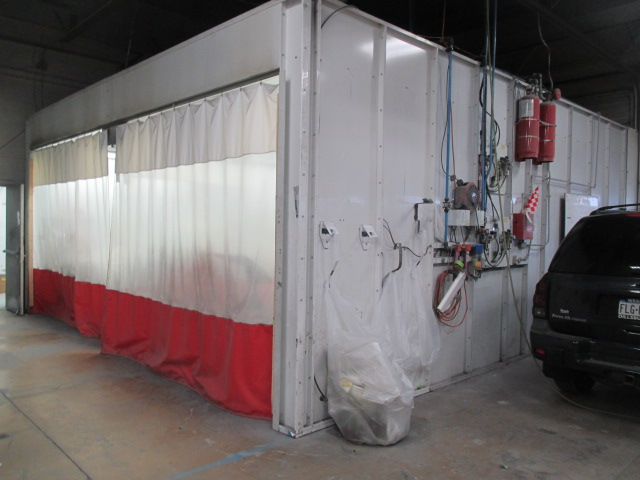 Carstar | Paint Area 1
