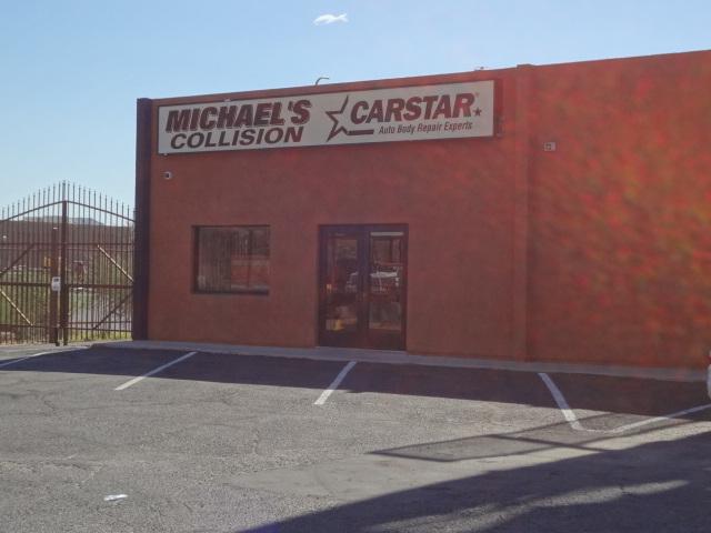 Carstar | Main Entrance